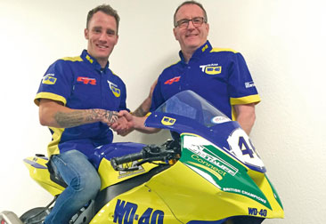 GR Motosport sign Tommy Bridewell for 2017 season