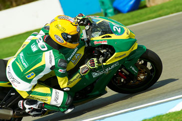Tungum customer races away with British Superbike tickets