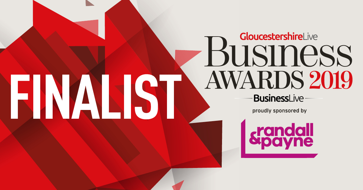T2 Alloys - Finalists in GloucestershireLive Business Awards 2019!